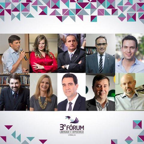 3o Fórum Liberdade e Democracia (Imagem de th-th.facebook.com)