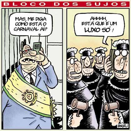 Angeli - Corrupção no governo FHC