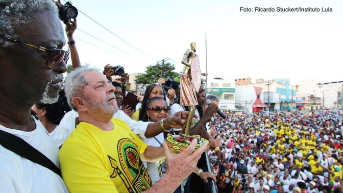 Lula - Fonte Instituto Lula