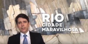 Ricardo Mezzomo, pré-candidato do NOVO à prefeitura do Rio de Janeiro