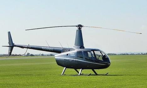 Helicóptero PROS