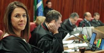 Ministra Luciana Lóssio - TSE