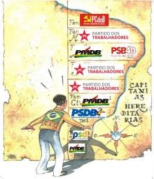 Partidos - Monopolio da representação política