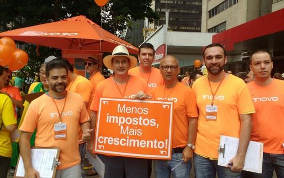 Dennys Andrade, Alfredo Fuentes, e Paulo Lazaro