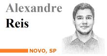 Alexandre Reis - NOVO, SP