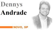 Dennys Andrade, NOVO-SP