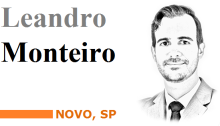 Leandro Monteiro - NOVO, SP