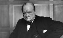 Winston Churchill (foto: Yousuf Karsh)