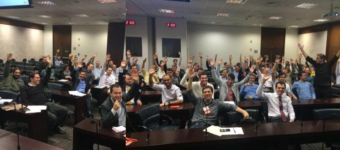 A30 e V30 decidem pelo lançamento da candidatura própria do NOVO à prefeitura de São Paulo
