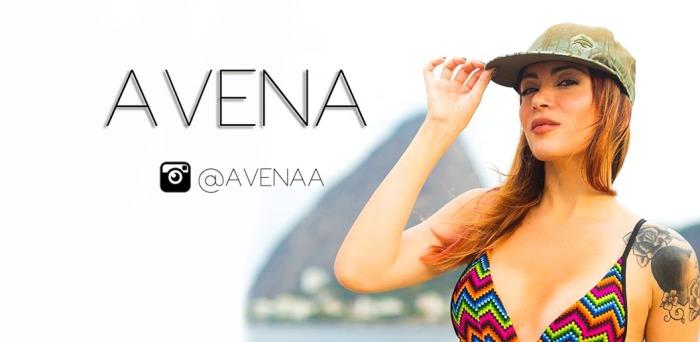Blogueira Raphaella Avena, pré-candidata a vereadora pelo Partido NOVO-RJ