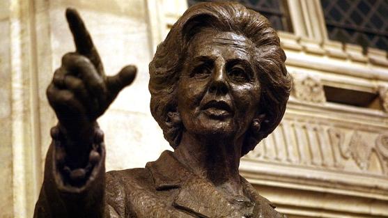Margaret Thatcher, Primeira-ministra do Reino Unido, de 1979-1990