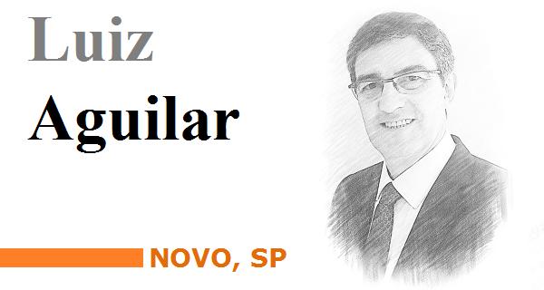 Luiz Aguilar Partido NOVO-SP