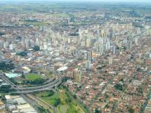 Vista aérea de Piracicaba (Wikipedia)