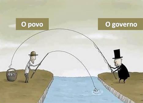 charge-o-povo-e-o-governo