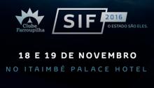SIF - Simpósio Interdisciplinar Farroupilha 2016